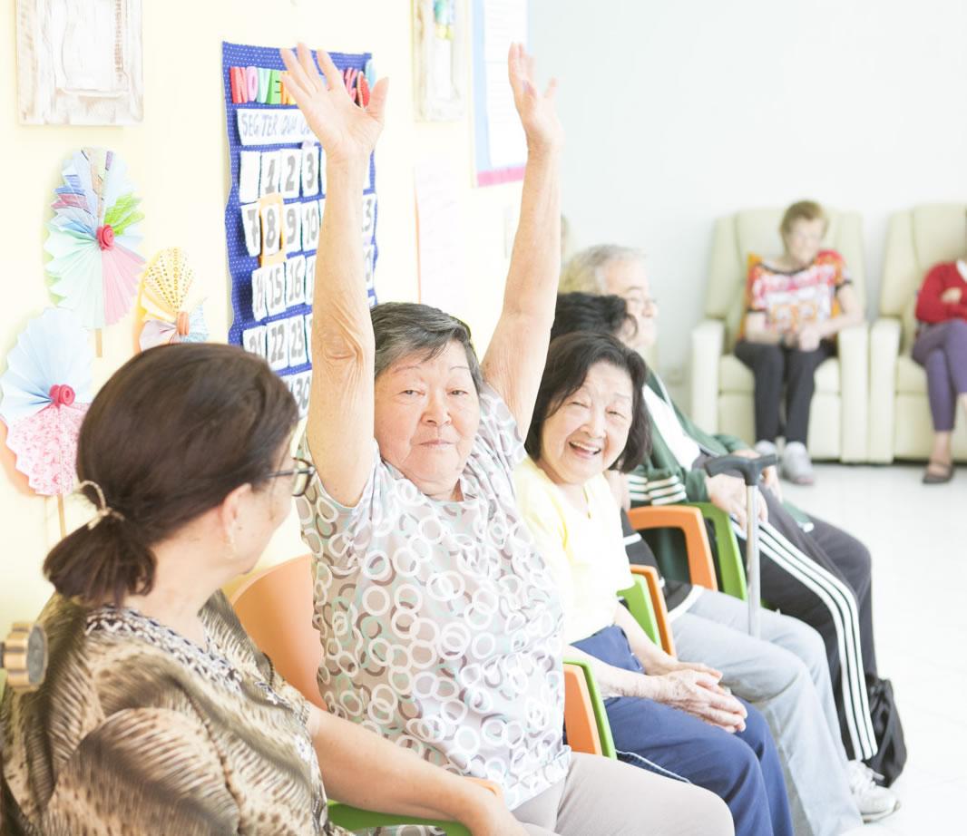 Centro dia para idosos